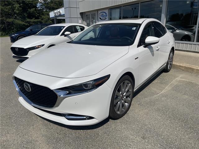 2021 Mazda Mazda3 GT w/Turbo (Stk: 2132) in Miramichi - Image 1 of 4