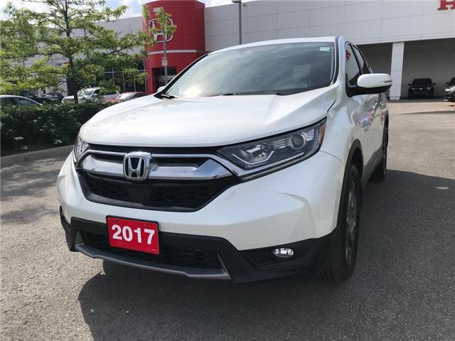 2017 Honda CR-V EX (Stk: 29218L) in Ottawa - Image 1 of 18
