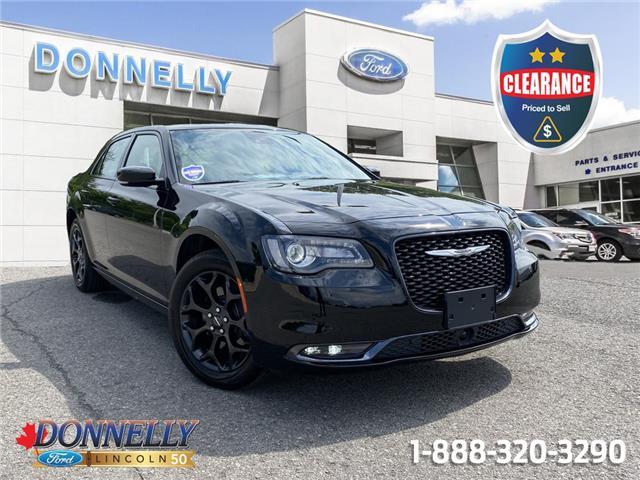 2020 Chrysler 300 S 2C3CCAGG8LH109730 CLDT1108A in Ottawa