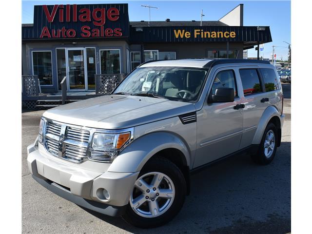 2008 Dodge Nitro SLT/RT (Stk: P38363) in Saskatoon - Image 1 of 17