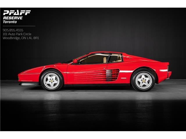 1988 Ferrari Testarossa  (Stk: MU2674) in Woodbridge - Image 1 of 20