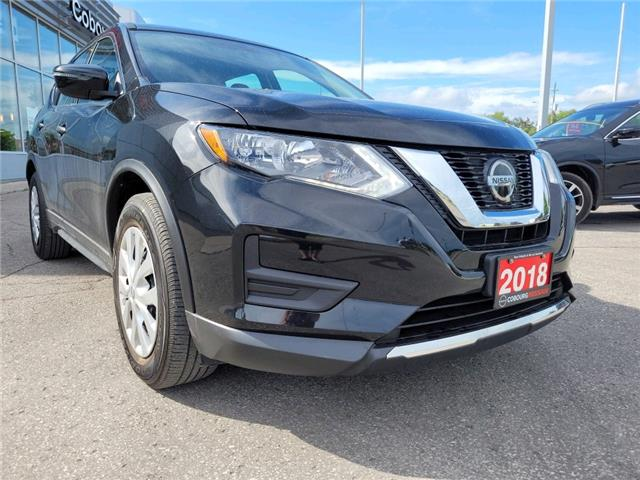 2018 Nissan Rogue S (Stk: CJC799458L) in Cobourg - Image 1 of 13
