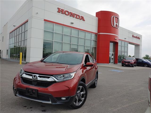 2019 Honda CR-V EX-L (Stk: 21-240A) in Stouffville - Image 1 of 16