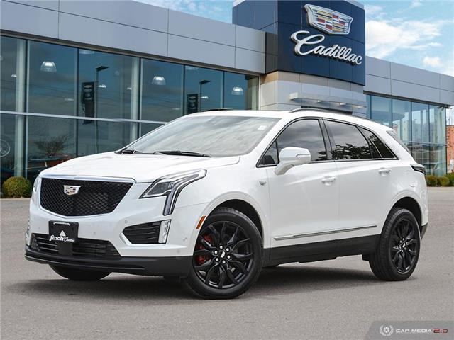 2021 Cadillac XT5 Sport (Stk: 152938) in London - Image 1 of 27