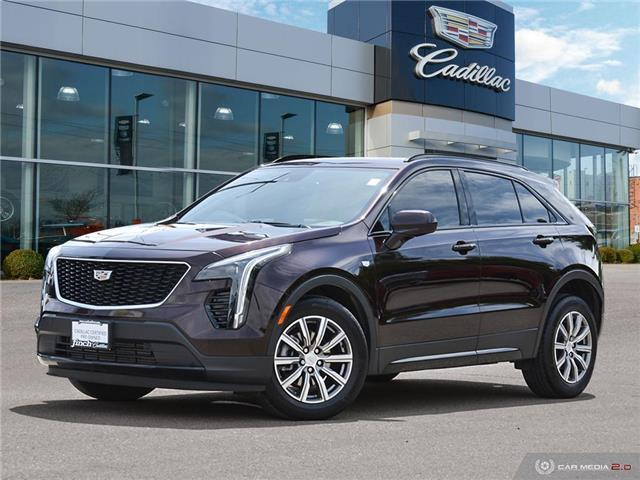 2020 Cadillac XT4 Sport (Stk: 148063) in London - Image 1 of 27