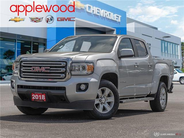 2018 GMC Canyon SLE (Stk: 263197P) in Mississauga - Image 1 of 25