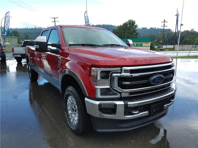 2021 Ford F-350 Lariat (Stk: 21T092) in Quesnel - Image 1 of 16