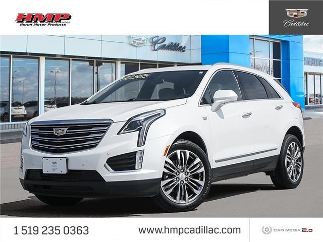 2017 Cadillac XT5 Premium Luxury (Stk: 72780) in Exeter - Image 1 of 27