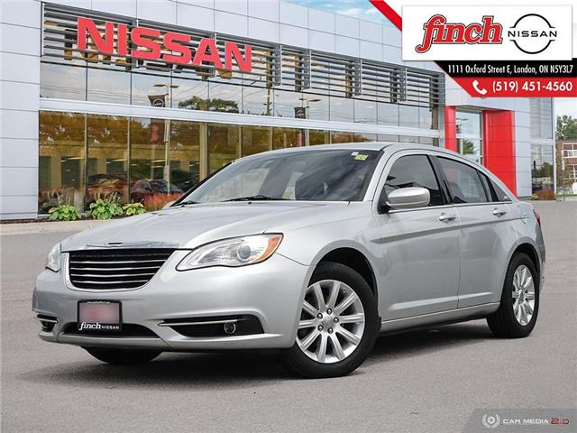 2011 Chrysler 200 Limited (Stk: 14009-A) in London - Image 1 of 27