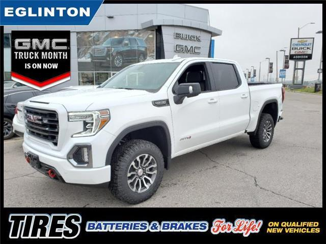 2021 GMC Sierra 1500 AT4 (Stk: MG352689) in Mississauga - Image 1 of 27