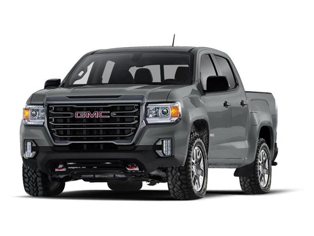 2021 GMC Canyon AT4 w/Leather (Stk: 21592) in Orangeville - Image 1 of 1