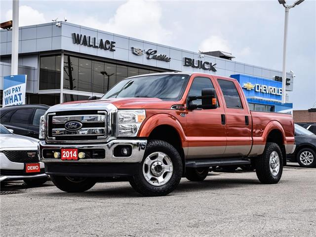 2014 Ford F-250 4WD Crew Cab 156  XLT (Stk: 252021A) in Milton - Image 1 of 24
