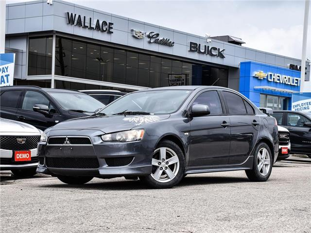 2008 Mitsubishi Lancer 4dr Sdn AUTO ES- AS IS - (Stk: 010345A) in Milton - Image 1 of 1