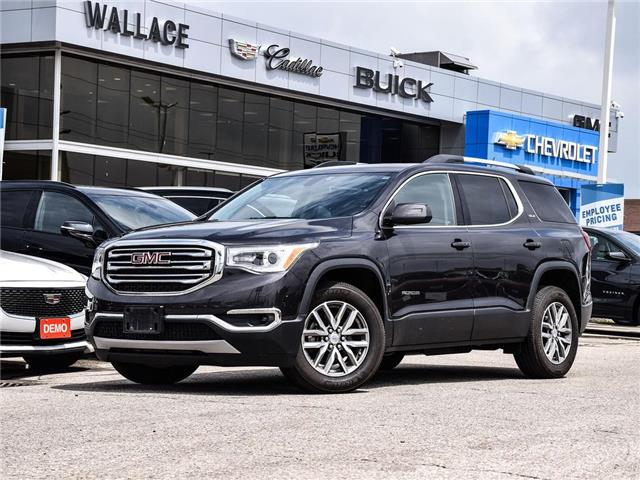 2017 GMC Acadia SLE-2, DUAL SUNROOF, BOSE, RMT STR, HTD STS, PWR L (Stk: PL5415) in Milton - Image 1 of 26