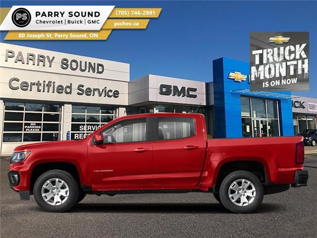 2021 Chevrolet Colorado LT (Stk: 21899) in Parry Sound - Image 1 of 1