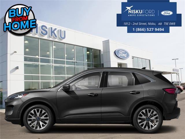 2021 Ford Escape Titanium (Stk: ESC1011) in Nisku - Image 1 of 1