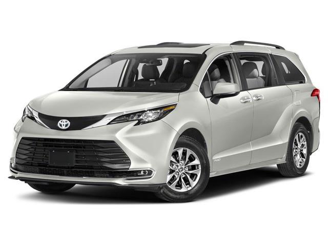 2021 Toyota Sienna XLE 7-Passenger (Stk: 21101) in Dawson Creek - Image 1 of 9