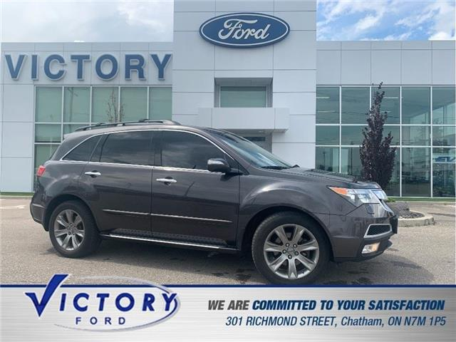 2012 Acura MDX Elite Package (Stk: 2HNYD2) in Chatham - Image 1 of 28