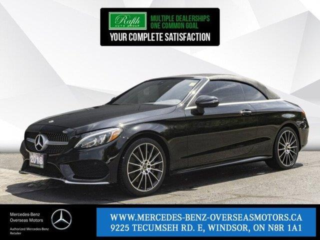 2018 Mercedes-Benz C-Class Base (Stk: M7996A) in Windsor - Image 1 of 20