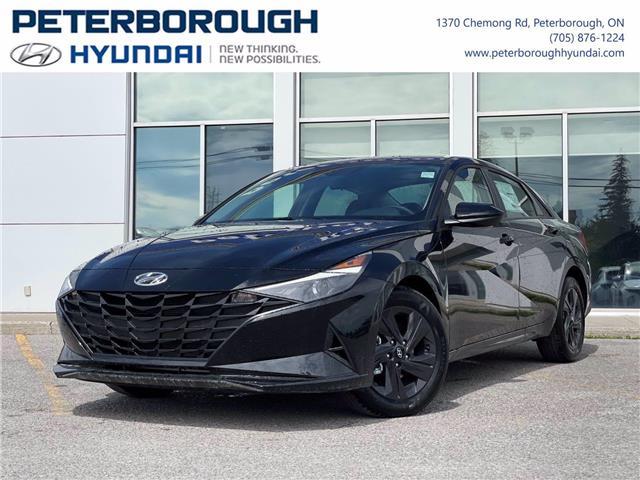 2021 Hyundai Elantra SEL (Stk: H12979) in Peterborough - Image 1 of 29