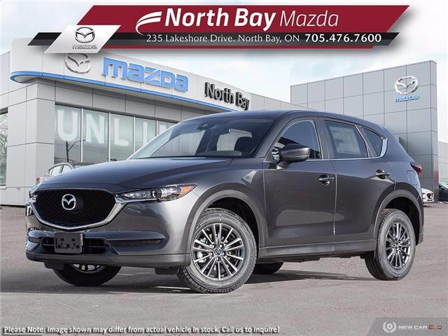 2021 Mazda CX-5 GX (Stk: 21199) in North Bay - Image 1 of 23