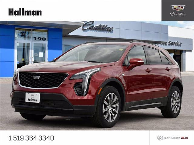 2021 Cadillac XT4 Sport (Stk: 21092) in Hanover - Image 1 of 22