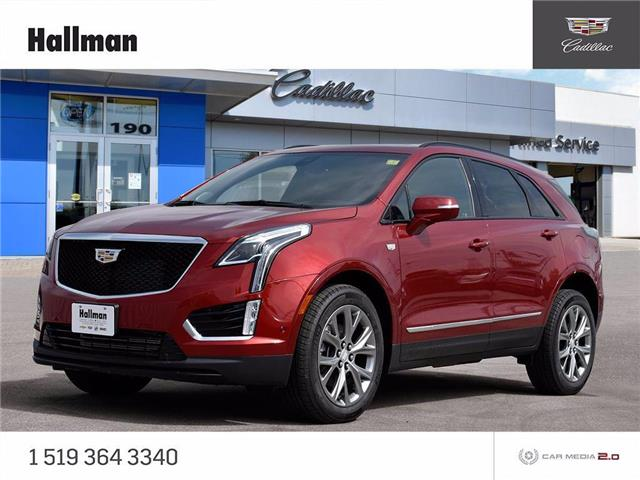 2021 Cadillac XT5 Sport (Stk: 21368) in Hanover - Image 1 of 22