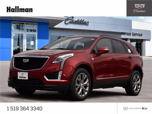 2021 Cadillac XT5 Sport (Stk: 21414) in Hanover - Image 1 of 22