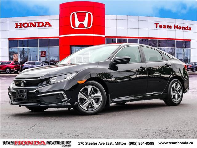 2019 Honda Civic LX (Stk: 3887) in Milton - Image 1 of 30