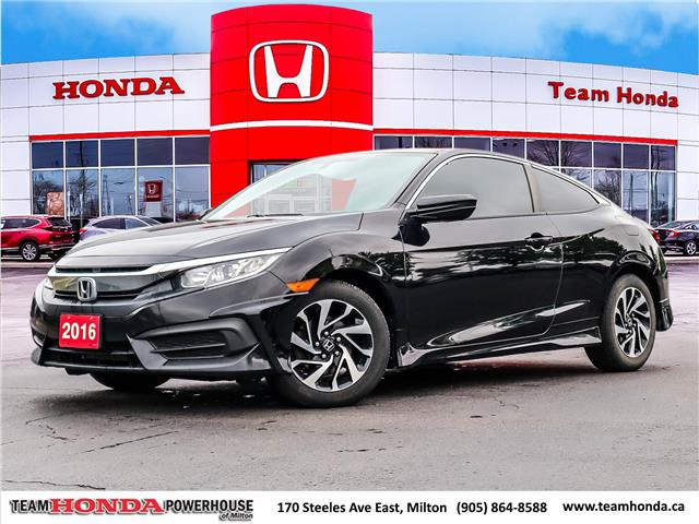 2016 Honda Civic LX (Stk: 3888) in Milton - Image 1 of 24