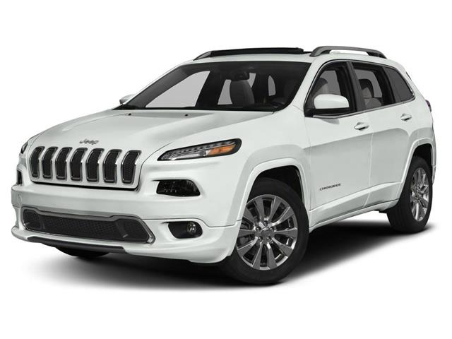 2017 Jeep Cherokee Overland (Stk: 2112381) in Thunder Bay - Image 1 of 9