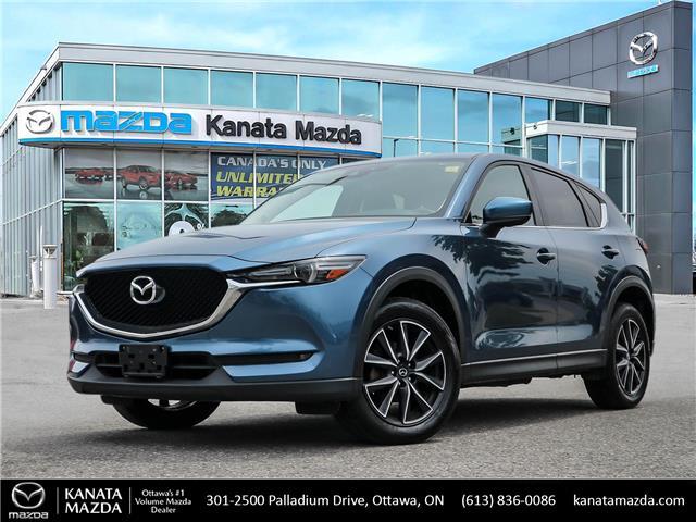 2018 Mazda CX-5 GT (Stk: 11804A) in Ottawa - Image 1 of 30