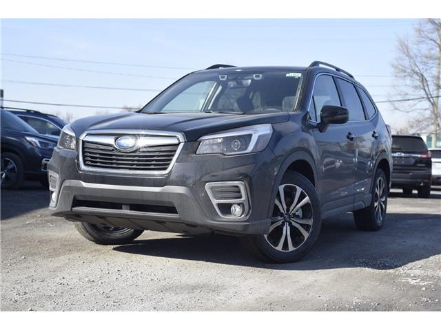 2021 Subaru Forester Limited (Stk: 18-SM532) in Ottawa - Image 1 of 22