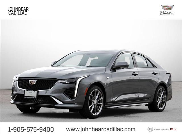 2021 Cadillac CT4 Sport (Stk: 6714-21) in Hamilton - Image 1 of 21