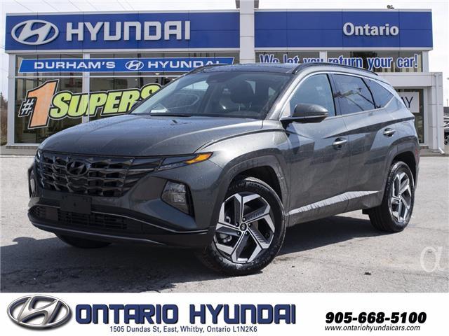 2022 Hyundai Tucson Hybrid Luxury (Stk: 015124) in Whitby - Image 1 of 20