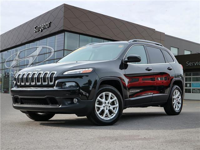 2016 Jeep Cherokee North (Stk: S20118A) in Ottawa - Image 1 of 27