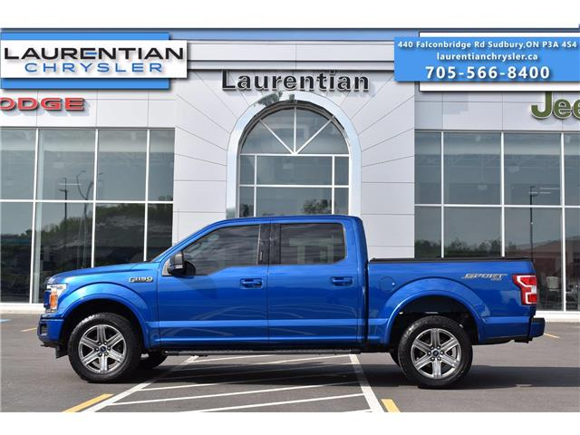 2018 Ford F-150  (Stk: P0213A) in Greater Sudbury - Image 1 of 33