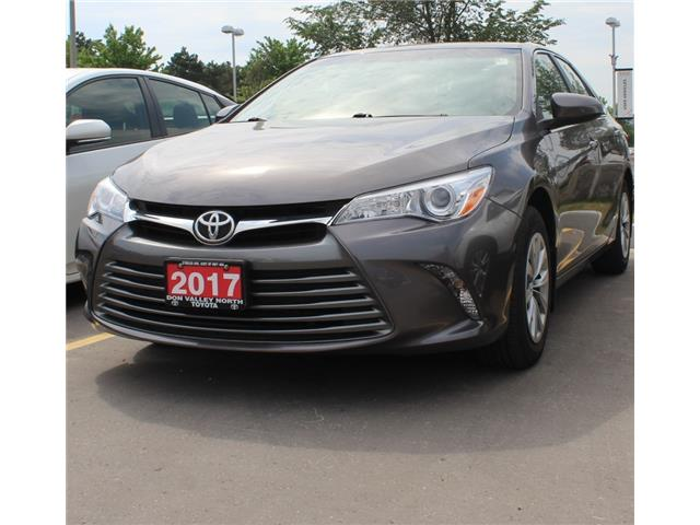 2017 Toyota Camry LE (Stk: 304560S) in Markham - Image 1 of 1