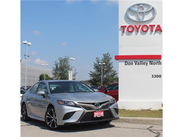 2018 Toyota Camry SE (Stk: 304578S) in Markham - Image 1 of 1