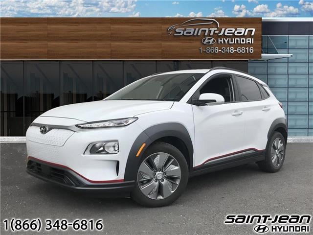 2021 Hyundai Kona EV  (Stk: H4921V) in Saint-Jean-sur-Richelieu - Image 1 of 17