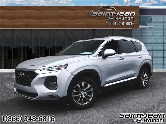 2019 Hyundai Santa Fe  (Stk: H4876V) in Saint-Jean-sur-Richelieu - Image 1 of 17