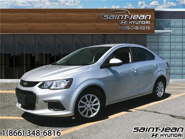 2018 Chevrolet Sonic LT Auto (Stk: 4703-2) in Saint-Jean-sur-Richelieu - Image 1 of 16
