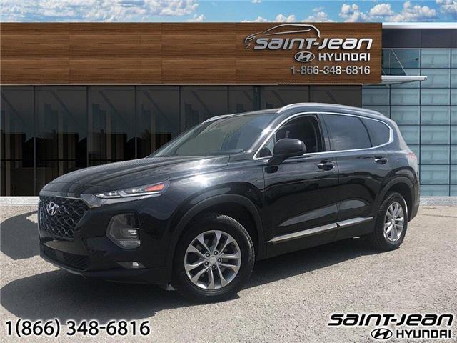 2019 Hyundai Santa Fe  (Stk: H4877V) in Saint-Jean-sur-Richelieu - Image 1 of 18