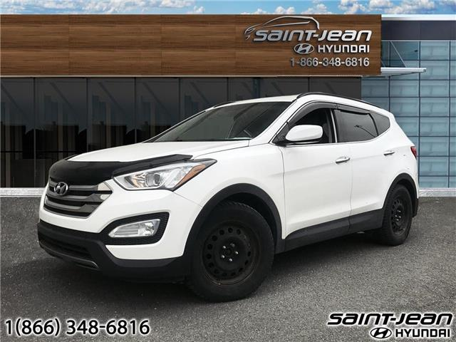 2015 Hyundai Santa Fe Sport  (Stk: 3705-1) in Saint-Jean-sur-Richelieu - Image 1 of 14