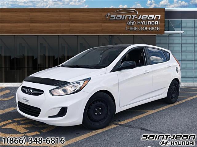 2014 Hyundai Accent  (Stk: 4644-1) in Saint-Jean-sur-Richelieu - Image 1 of 14