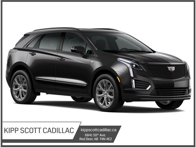 New 2021 Cadillac XT5 Sport  - Red Deer - Kipp Scott GMC Cadillac Buick