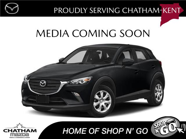 2021 Mazda CX-3 GX (Stk: NM3519) in Chatham - Image 1 of 10
