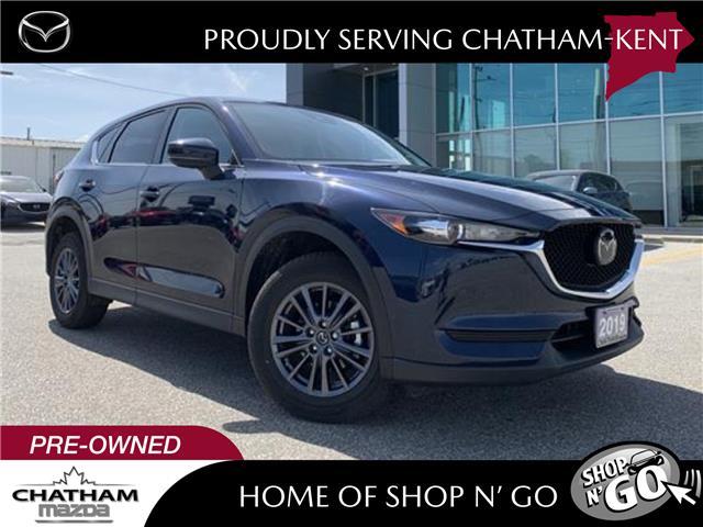 2019 Mazda CX-5 GS (Stk: UM2629) in Chatham - Image 1 of 25
