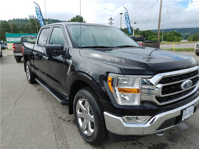 2021 Ford F-150 XLT (Stk: 21T009) in Quesnel - Image 1 of 14