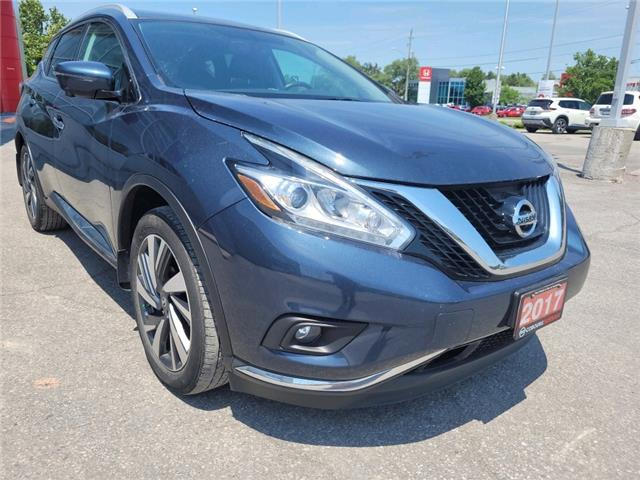 2017 Nissan Murano Platinum (Stk: CHN201504A) in Cobourg - Image 1 of 13